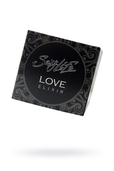 Эфирное масло-афродизиак Sexy Life Love Elixir, 5 мл