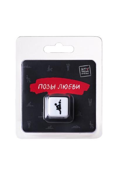 """Игральные кубики """"Позы любви"""""""