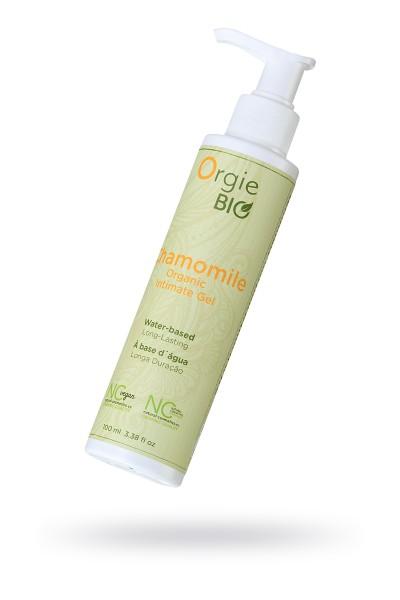 Органический интимный гель ORGIE Bio Chamomile с ароматом ромашки, 100 мл