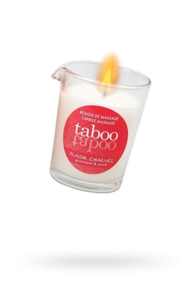 Массажное аромамасло с афродизиаками для женщин RUF Taboo Plaisir charnel, плотское удовольствие, во