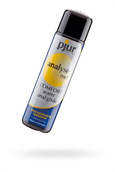 Лубрикант для анального секса Pjur analyse me Comfort Water  100 мл.