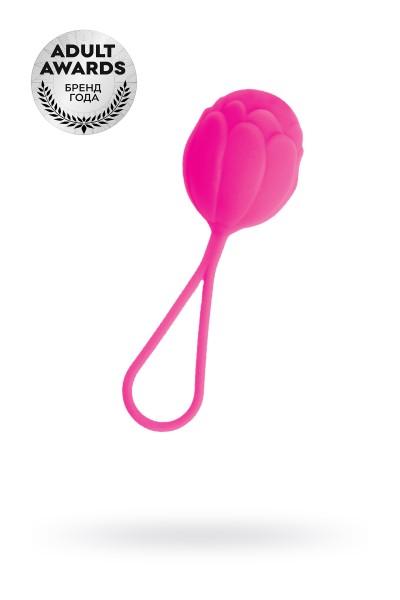 Вагинальные шарики TOYFA A-Toys, Силикон, Розовый, Ø 3,5 см
