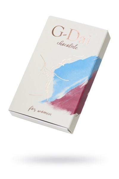 Возбуждающий шоколад для женщин ''G-Dai'', 15 гр