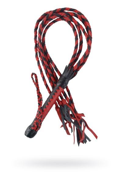 Плеть Sitabella красно-чёрная,70 см