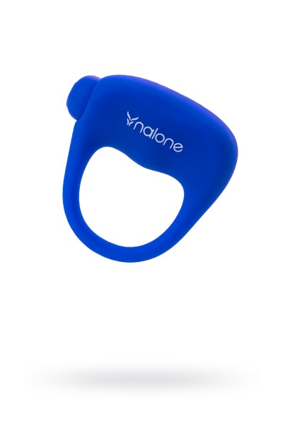 Эрекционное кольцо на пенис Nalone Ping, Силикон, Фиолетовый, Ø 4 см