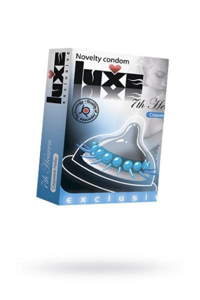 Презервативы Luxe Exclusive Седьмое небо №1, 1 шт, 18 см